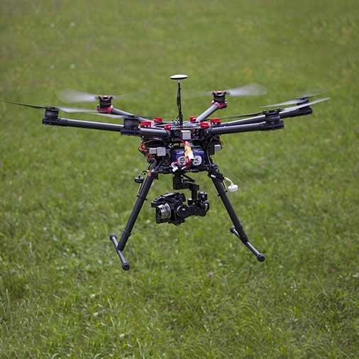 Droni Professionali per riprese video 4k e full HD