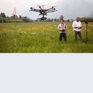 Video produzioni con droni professionali
