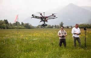 Droni per riprese video 4k