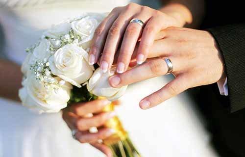 i particolari del matrimonio sono le cose che più ci piacciono