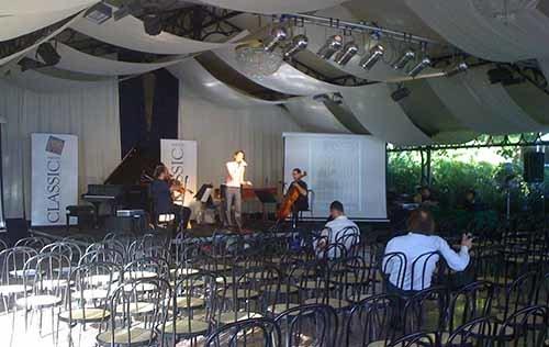 video per concerti di classica