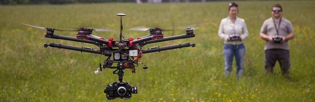 Enrico Pietrobon Operatore autorizzato ENAC per l'utilizzo di Droni professionali