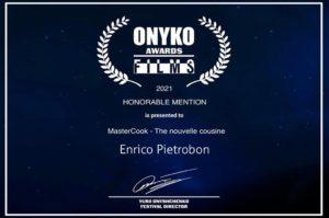 Honorable Mention Onyko Awards Films 2021 Enrico Pietrobon