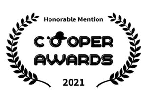 Honorable mention Cooper awards 2021